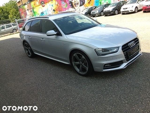 Audi A4 - OTOMOTO