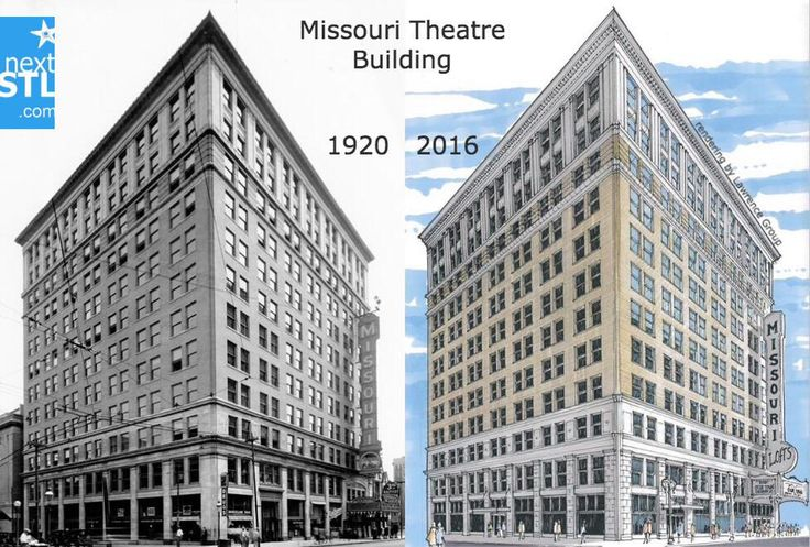 Missouri Theatre building set to be revived as apts, BB Kings, & more. http://nextstl.com/2014/02/bbs/