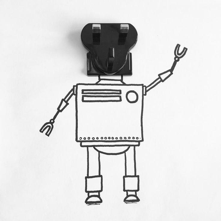 Robot #objectart