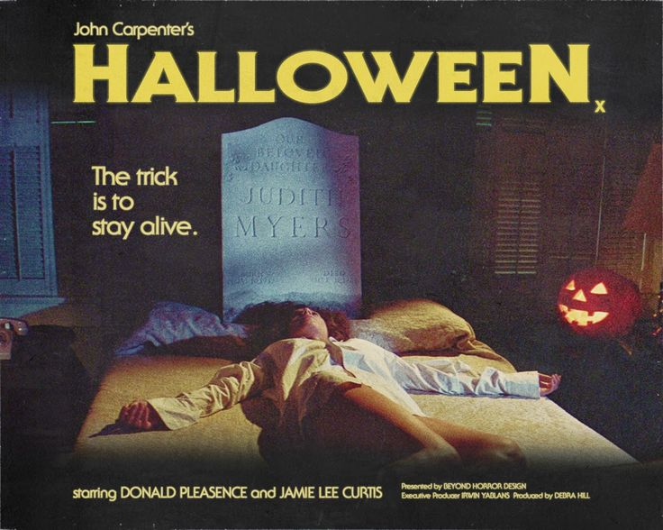 HALLOWEEN (John Carpenter 1978)