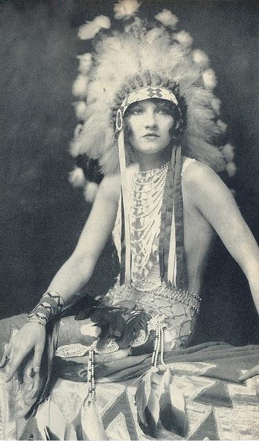 Ziegfeld Follies Girl, Jean Ackerman in 'Whoopee!' - 1928 - Photo by Alfred Cheney Johnson