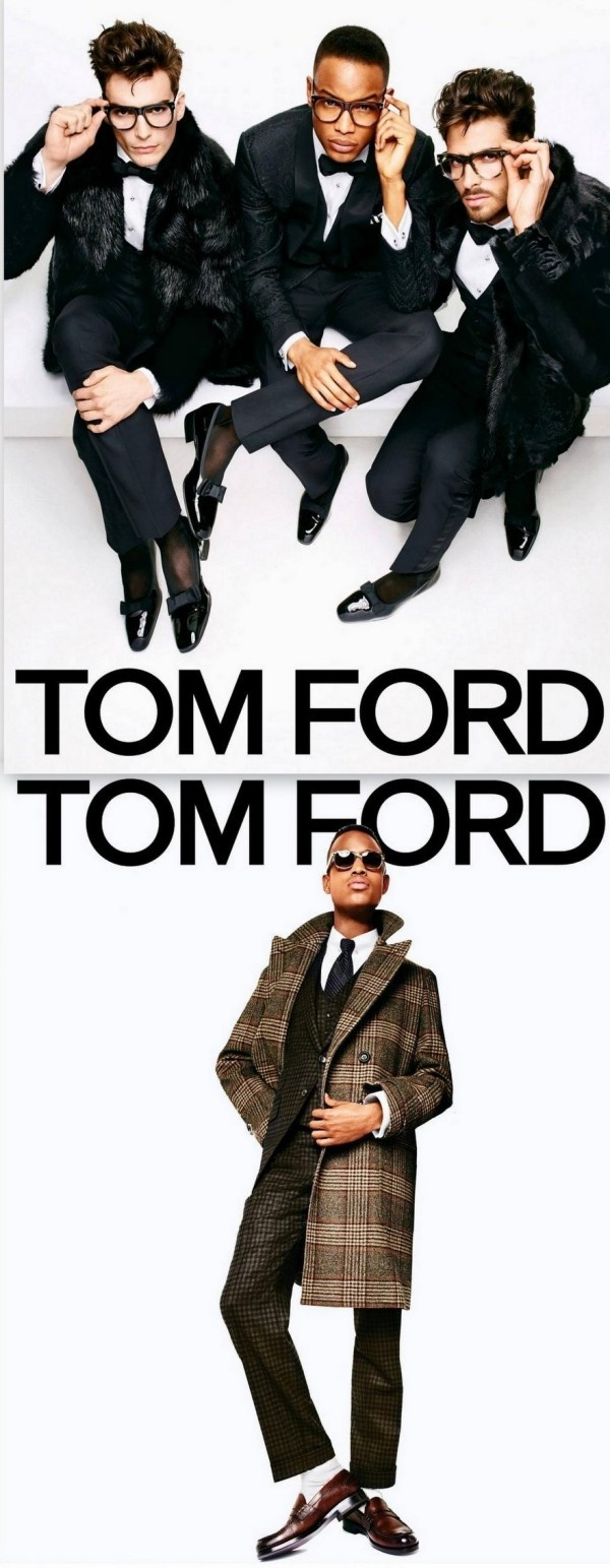 Tom Ford For Men Fall 2013 Campaign - http://www.becauseiamfabulous.com/2013/06/tom-ford-for-men-fall-2013-campaign/