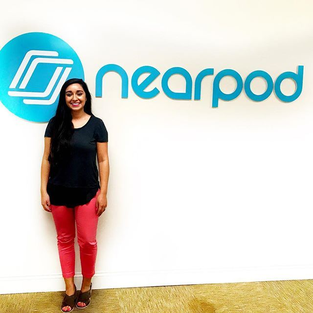 "💙 NEW JOB ALERT! 💙 If you've followed my blog from the beginning, you know I'm an avid ed-tech enthusiast. I am over the moon to have moved from Texas to South Florida to accept the first ever ""Teacher Support Specialist"" position for @nearpodofficial ! This company is amazing and while I am sad to step out of the classroom, I am excited to help teaches grow with technology. If you're unfamiliar w/ #nearpod and want to learn more, tap the link in my profile. I will still be promoting all…"