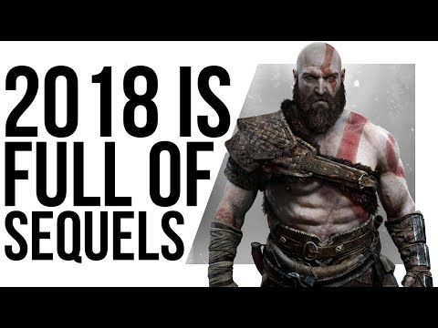 There are a ton of games coming out in 2018, and obviously, a lot of them are sequels or instalments in long standing franchises. Red Dead Redemption 2, Monster Hunter World, there are literally quite a lot of sequels coming out in 2018 and we are very excited to play them. Here are the ones...
