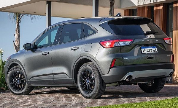 Ford Kuga Hibrido 2020 En 2020 Fotos De Autos Autos Nuevos