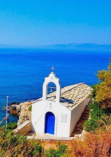 Agia Pelagia chapel, Kythira Island, Greece