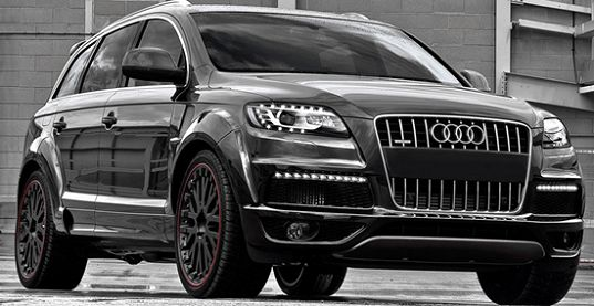 The choice could be 2017 Audi Q7 new SUV not simply help accommodate seven passengers for their intentions by quickly, but it can also grab it with comfort and style with the machine's got influence, popular Quattro four-wheel drive models as well as technological pioneers, there's help feature to calculate the driver as well as