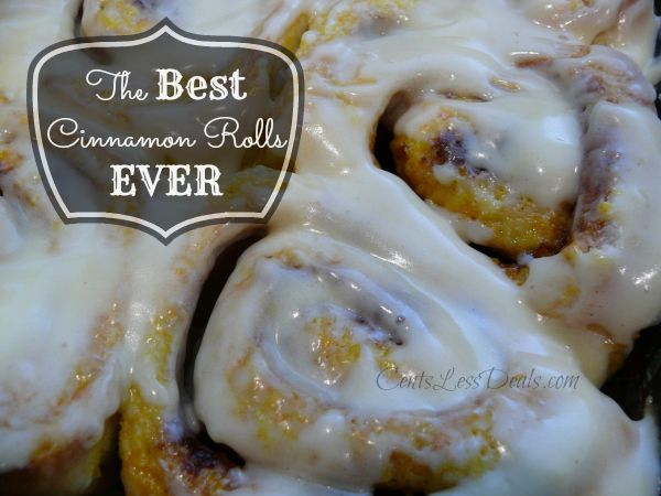 The Best Cinnamon Rolls EVER recipe! Only 3 ingredients! I'm definitely making these for Christmas morning! My family thought I slaved over them and it only took me a few minutes. I am pretty sure this recipe is my new secret weapon