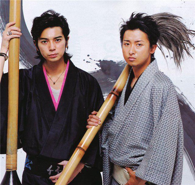 Jun Matsumoto and Satoshi Ohno