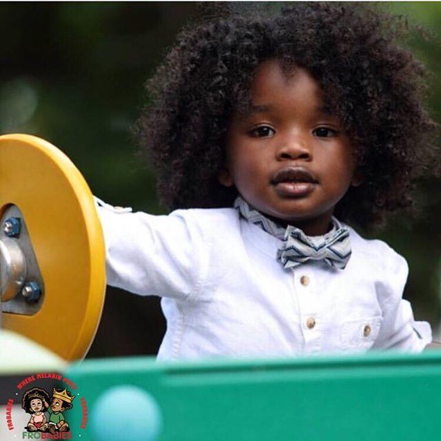 Dapper ❤️#Frobabies #babyfever #melanin #LOVE #goodmorning #family #blessings #black #bowtie #toddler #swag #father #curlyhair #greatness #dapper #momlife #sleepy #mom #toddlerlife #happy #newborn #sleepybaby #hugs #fresh #happybaby #handsome #hug