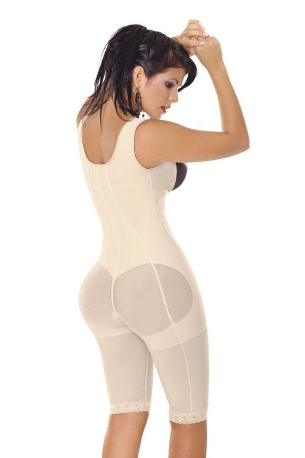 Sleeveless Liposculpture Girdle – ShapingAnewU
