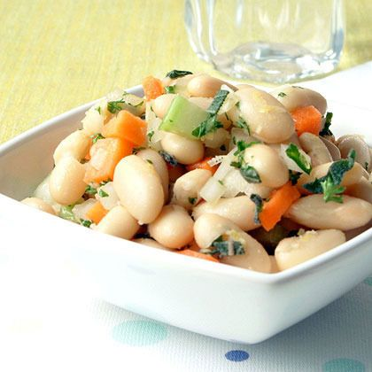 Tuscan White Beans by Cooking Light | Italian Cuisine | Pinterest ...