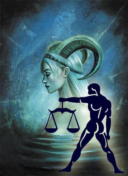 Capricorn woman dating libra man