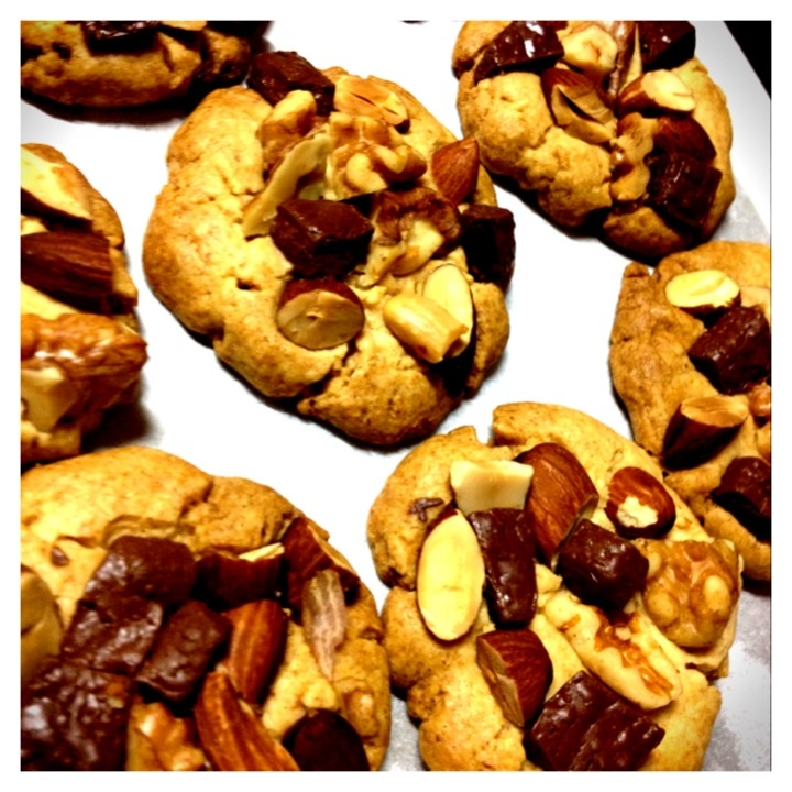 Cookie of nuts ☆
