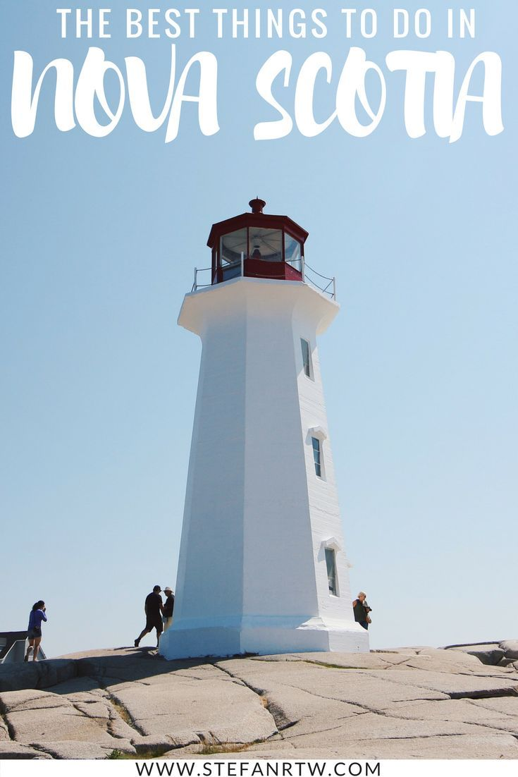 Hoping to explore more of Canada? Then you definitely don't want to miss the Maritimes. Nova Scotia is a beautiful province to visit and a destination you need to spend time exploring if you're planning an Eastern Canada Road Trip. In this post I want to share with you some of the best things to do in Nova Scotia so that you can make the most of your travels! #novascotia #canada