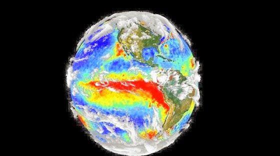 Το Ελ Νίνιο φέρνει ακραία καιρικά φαινόμενα και αφόρητη ζέστη το 2014!