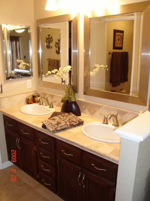 Gallery One spa like bathroom designs Our Spa Like Master Bath This is our snug master