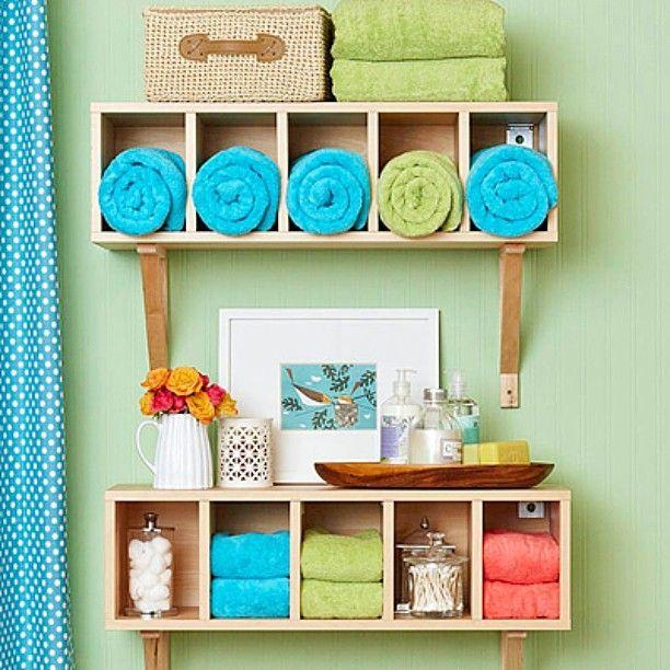 Ideias inteligentes e práticas para o seu banheiro #movelariaonline #decoraç -> Decoracao Banheiro Diy