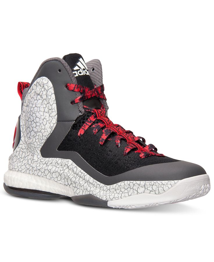 separation shoes fb192 30bf2 ... Major style — adidas D Rose 5 Boost basketball sneakers from Finish Line