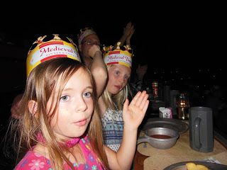 Fun things to do with kids: Medieval Times - Toronto