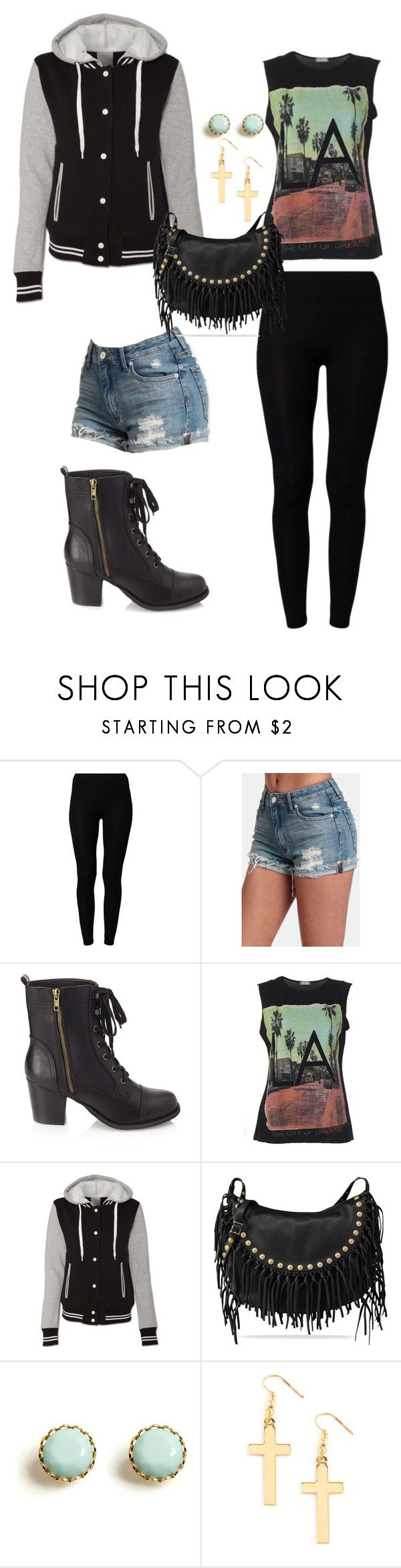 """""""Maya Hart Inspired Outfit"""" by sabrinadesigner ❤ liked on Polyvore featuring American Vintage, Forever 21, M:UK, Valentino, Warehouse, women's clothing, women, female, woman and misses"""