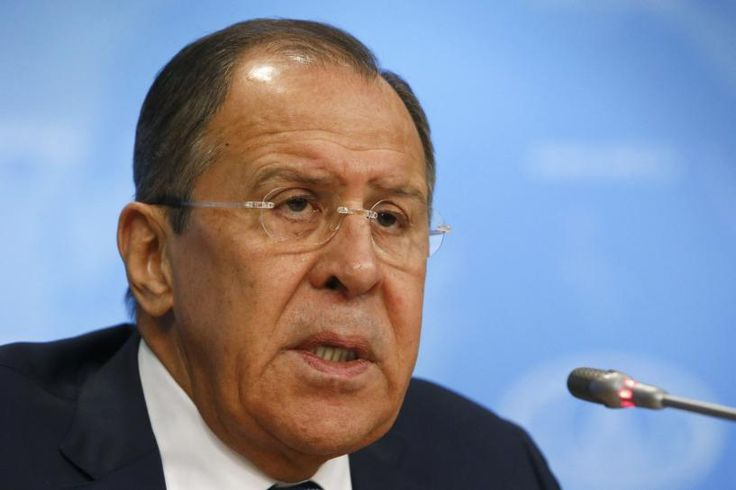#world #news  Russia's Lavrov says aim for Astana talks is consolidating Syria truce