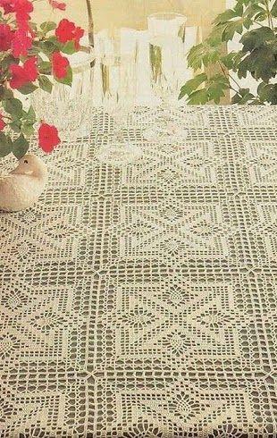 Kira scheme crochet: Scheme crochet no. 927