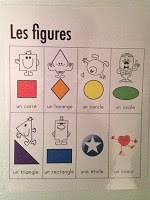 French visual dictionaries to print for young students or FSL