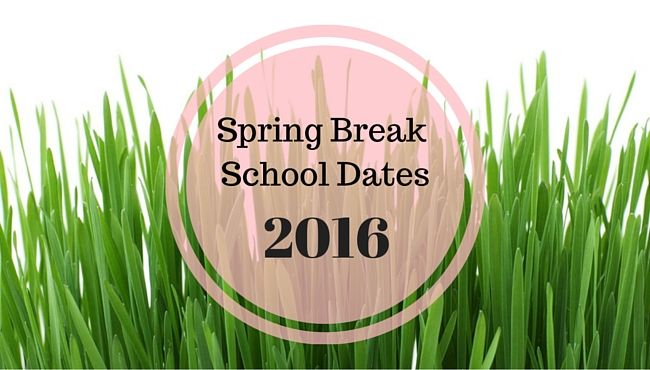 It never fails - trying to plan Spring Break in North Alabama can be a bit frustrating, especially if you have kids in two different school districts. Here are Spring Break dates for Huntsville, Madison, and Madison County.