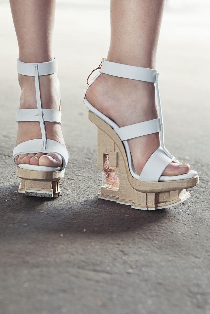 Dukes roller shoes - Excidium Shoe By Chris Van Den Elzen Collaboration With Judith Van Vliet Photography Fanny Van