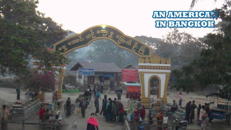 Inside Burma - Taking the Kaladan River Back to Sittwe