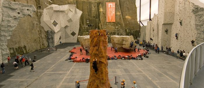 National Indoor Climbing Achievement Scheme