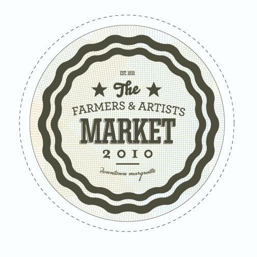 Farmers Market:Logo | Typophile