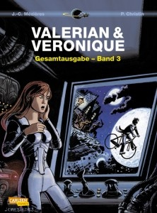 "Jean-Claude Mézières & Pierre Christin – ""Valerian & Veronique"" (Gesamtausgabe Band 3, Carlsen)"