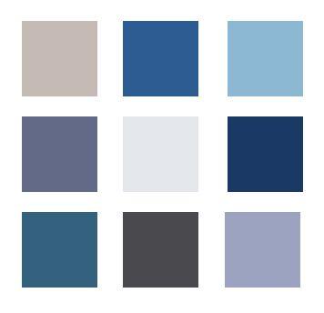 17 beste idee n over nuancier bleu op pinterest association couleur blauwgroene badkamer - Badkamer recup ...