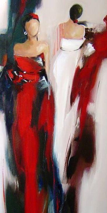mona nahleh 50x150cm , 2004