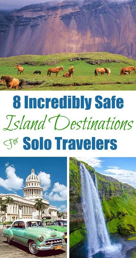 8 Incredibly Safe Island Destinations for Solo Travelers