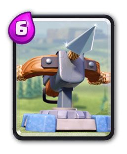 Clash Royale Ballesta