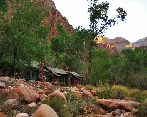 Phantom Ranch Grand Canyon The Wish List Pinterest