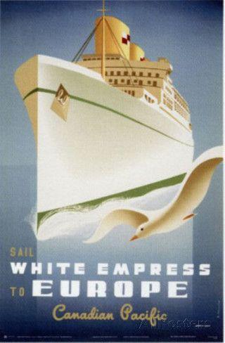 White Empress Poster sur AllPosters.fr