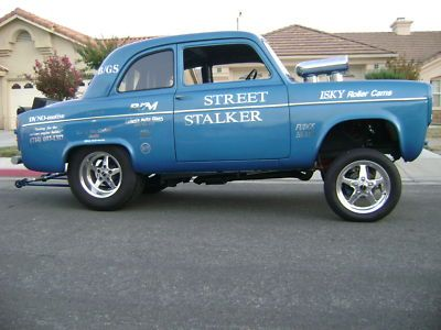 Viewing Auction #250915824149 - 1959 FORD ANGLIA GASSER ENGLISH ...