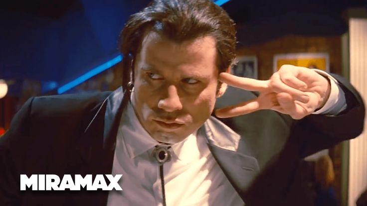 Pulp Fiction | 'I Want To Dance' (HD) - Uma Thurman, John Travolta | MIR...