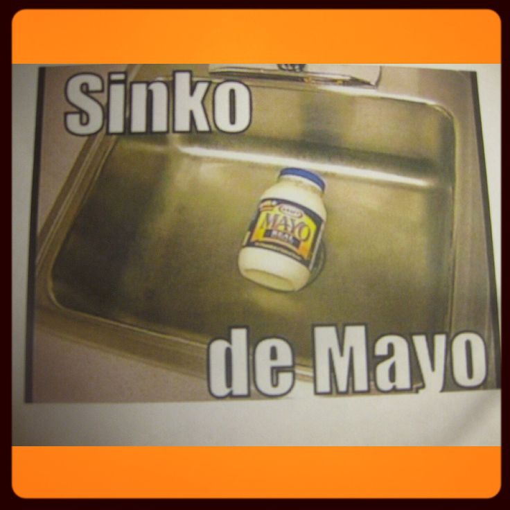 Happy Sinko De Mayo!!!  #CincoDeMayo #Holiday #Humour