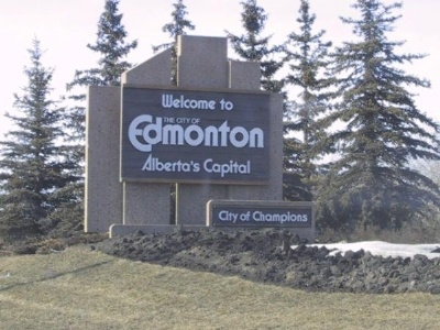 Welcome to Edmonton!!