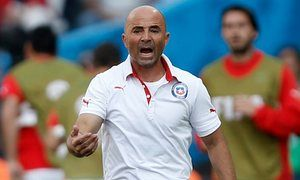 Sevilla open talks with Jorge Sampaoli after confirming Unai Emerys exit