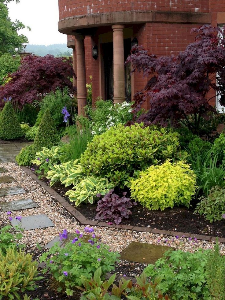 Brilliant Low Maintenance Front Yard Landscaping Ideas