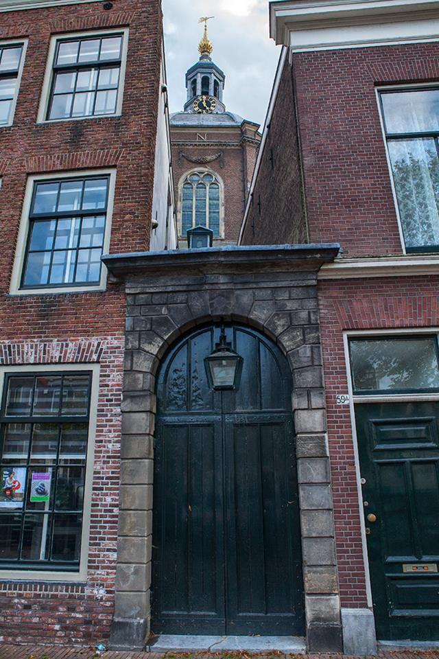 Oude Vest, Leiden, The Netherlands