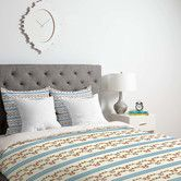 Found it at AllModern - Jennifer Denty Lightweight Anchor Small Duvet Cover