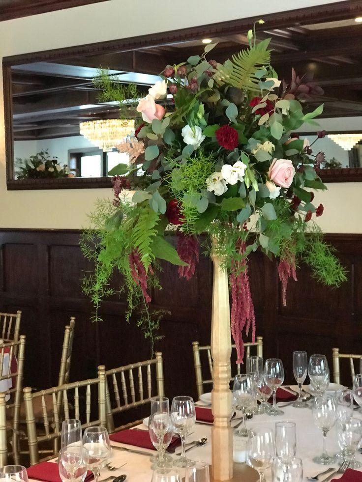 low budget wedding new jersey%0A Wedding Reception Centerpieces by Bloomers in Allentown  New Jersey   allentownnj  florist  njweddings