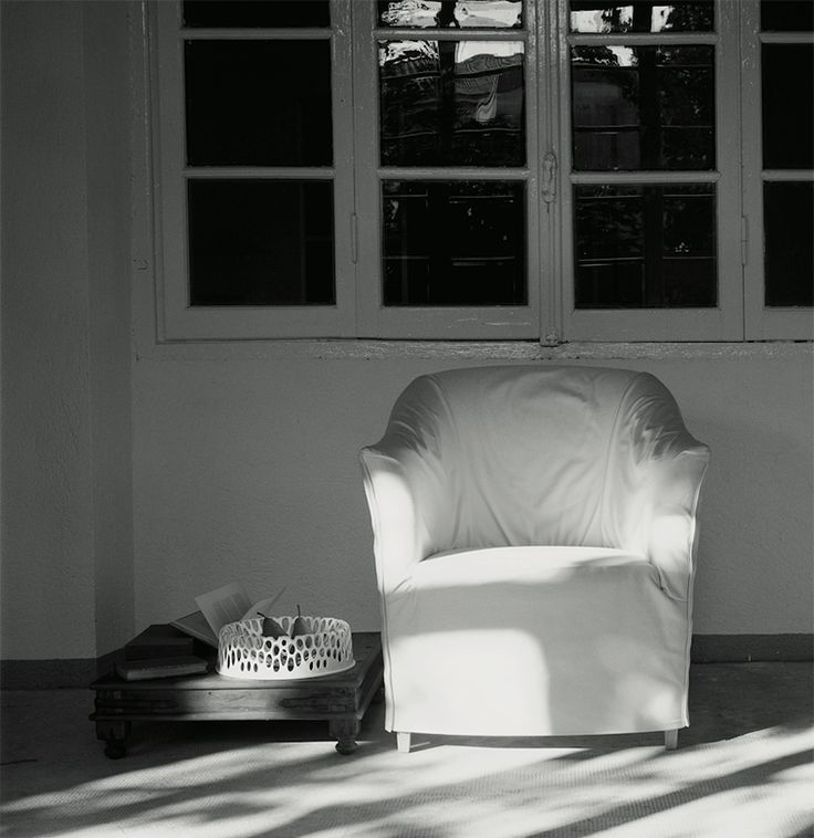 "FLEXFORM #tbt 1998 DORALICE #armchair, ""I Divani di Famiglia"" catalogue"